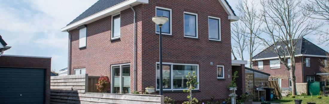 Nieuwbouw woning Havenkwartier Koudum