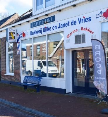 Bakkerij de Vries | Koudum